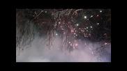 Празнично Запалване Светлините На Коледната Елха Във Варна+заря