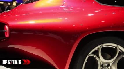Alfa Romeo Disco Volante 2012- Представяне в Женева