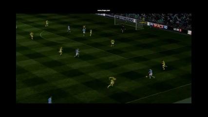 Fifa 11 Goal - Adam Johnson