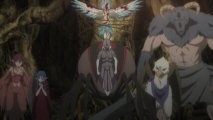 Dungeon ni Deai wo Motomeru no wa Machigatteiru Darou ka? s3 - 04 ᴴᴰ