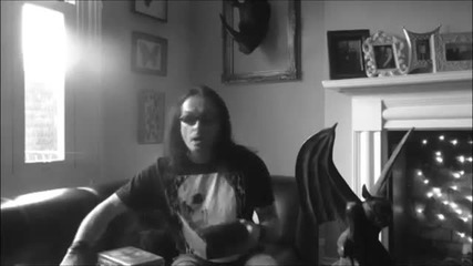 Devilment - Dani Filth talks horror movies that influenced _the Great And Secret Show_ Part 1