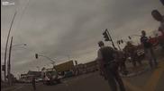 Полицай застрелва крадец на мотор