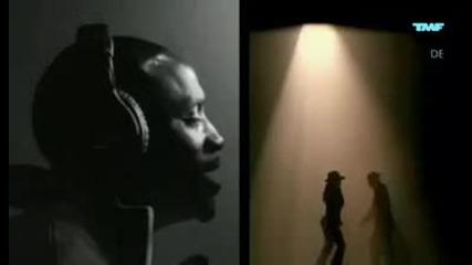 Michael Jackson fest. Akon - Wanna Be ( High Quality )