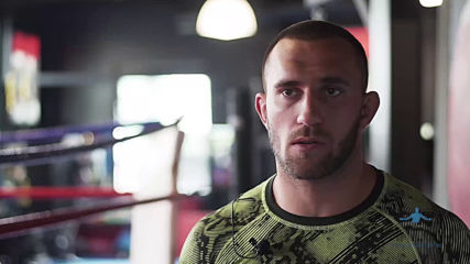 Калоян Колев с ММА битка в MAX FIGHT 42