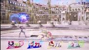 E3 2014: Super Smash Bros. U - Bowser Beatdown Gameplay