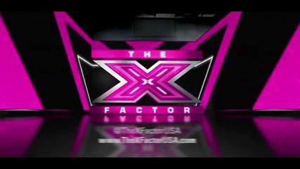 Епичен сблъсък м/у две красавици в The X Factor Us + Бг. Превод