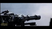 M134 Minigun Firing (wslow Motion) at Knob Creek [low, 360p]