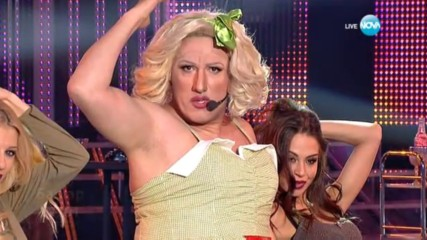 Башар като Jennifer Lopez -