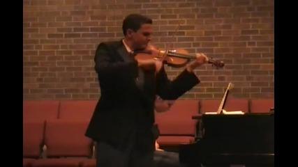 Дяволски трели - Tartini, Lii. Grave - Allegro - Cadenza