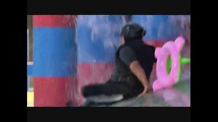 Забавни моменти от Wipeout