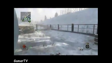 Call Of Duty Black Ops: Semtex stuck to a Teammate