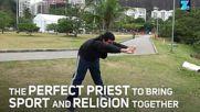 Човекът отговорен за религията в РИО