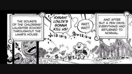 One Piece Manga - 867 Happy Birthday