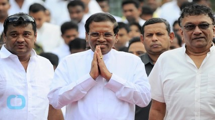 Sri Lankan President Seeks to Mend Ties With China After Port Suspension