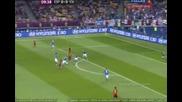Испания - Италия 4:0 ( евро 2012 Финал )