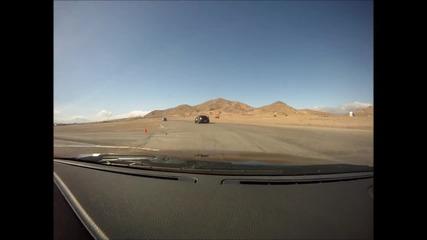 Писта: Bmw E36 M3 vs Subaru Impreza Wrx Sti
