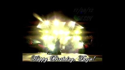 Happy Birthday, Tarja!!!