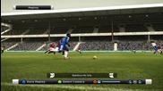 Fernando Torres weird skill Pes 2012 (hd)