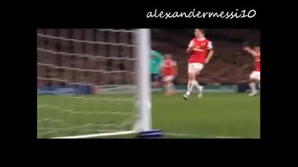David Villa - Top 10 Goals 2010 11 - muzaferko