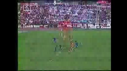 Cska - Steaua - Репортаж