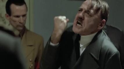 Хитлер разбира, че Гришо няма да играе в София