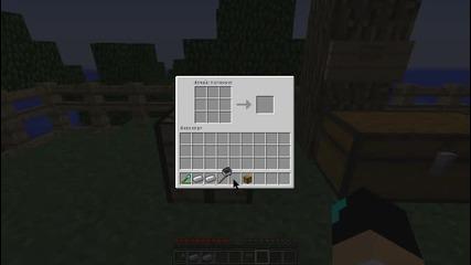 Minecraft уроци - Eп. 1