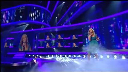 Изпълнение от класа ! Leona Lewis ~ Sorry Seems To Be The Hardest Word + Превод