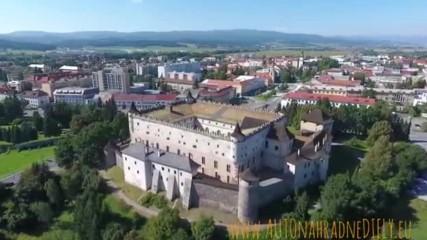 Замъкът Зволен Словакия