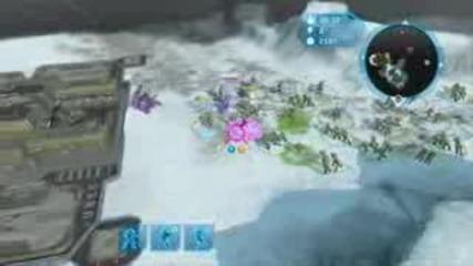 Halo Wars Demo: Unsc skirmish 2/4
