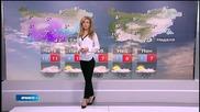 Прогноза за времето (23.10.2014 - обедна)-Новините на Нова
