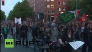 Germany: Heavy police presence greets pro-Greek, anti-austerity demo