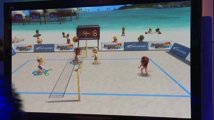 E3 2011: Go Vacation - Volleyballin