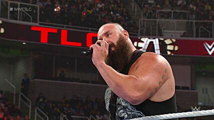 Braun Strowman vs. Baron Corbin – TLC Match: WWE TLC 2018 (Full Match)