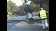 Последиците От Катастрофите по пътищата