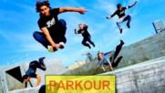 Паркур - екстремно придвижване в града