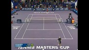 Masters Cup 2007 : Федерер - Ферер