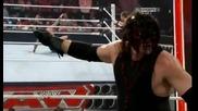 Wwe Raw Randy Orton & Sheamus vs. Kane & Daniel Bryan