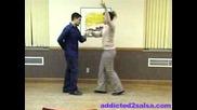 Salsa Dance  - Урок № 3 - Simple Combo 1 with Styling