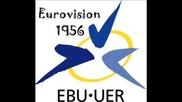 Евровизия 1956 - Италия - Tonina Torrielli - Amami se vuoi