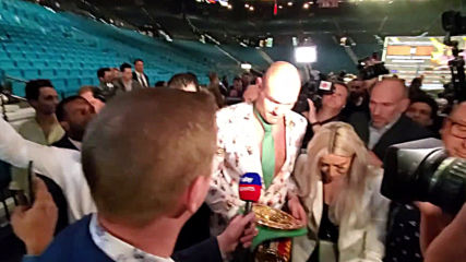 USA: Tyson Fury defeats Deontay Wilder in devastating display