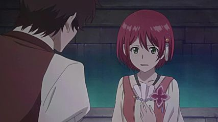 [ Bg sub ] Akagami no Shirayukihime season 2 episode 3