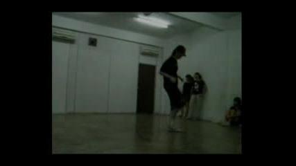 Hadr Style Shuffle