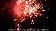 Новогодишна заря Силистра 2014