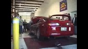 Toyota Supra Dyno Test