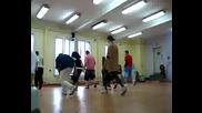 Erykah Badu - Honey  Танцов Workshop