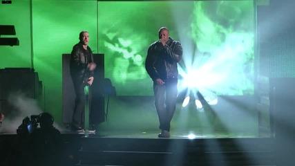 [ Наградите грами 2011 ] Eminem ft. Rihanna/ Dr. Dre - Love the Way You Lie/ I Need a Doctor