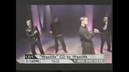 Westlife - Live - If I Let You Go