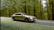 Много яка реклама на Mercedes-benz Cls