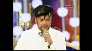 Филип Киркоров прави шоу с песента Диско Партизани