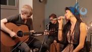Най-великата ! Nicole Scherzinger - Poison - Hd Live (acoustic For Orange)